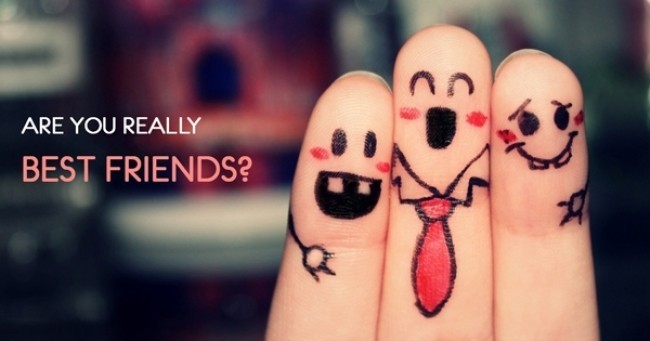 Are You Really Best Friends?