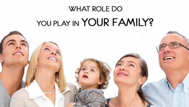 What Role Do You Play in Your Family?